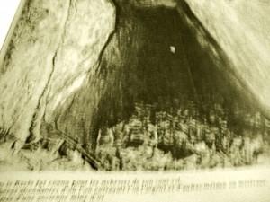 La cueva donde supuestamente están enterrados Jesús y María en Rennes-le-Château