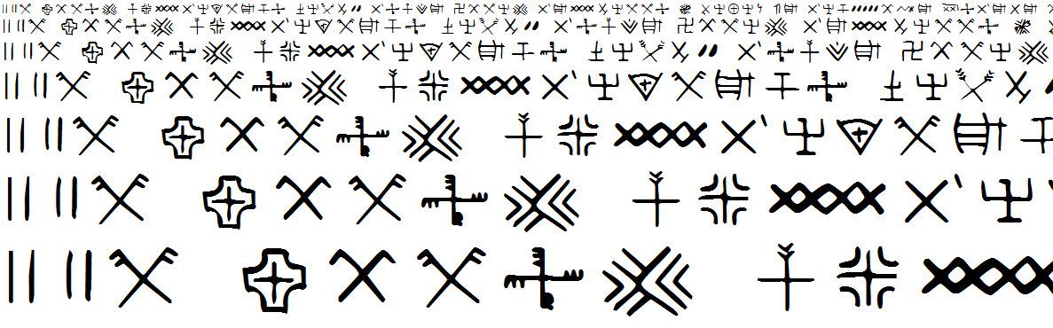 Cultura de Vinča Escritura